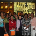 Ladies in attendance - For My Sister Friends Networking Event